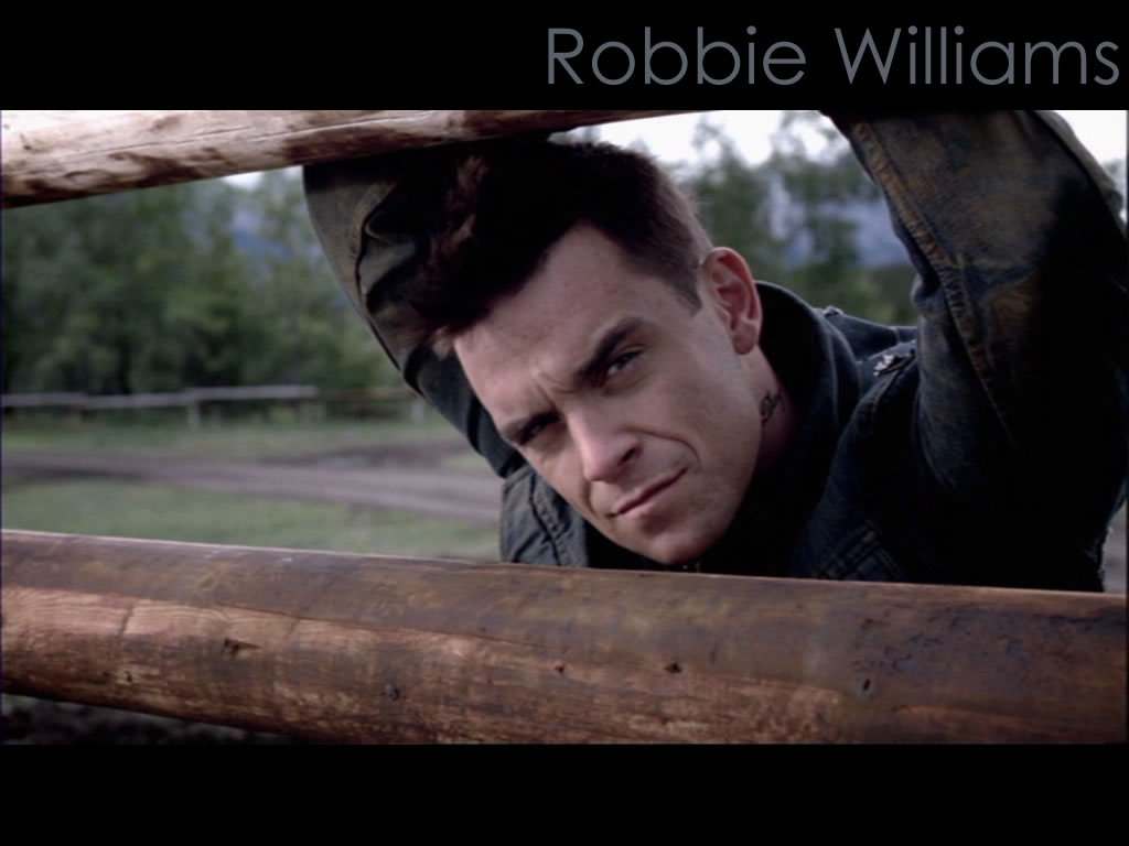 скачать клип robbie williams feel